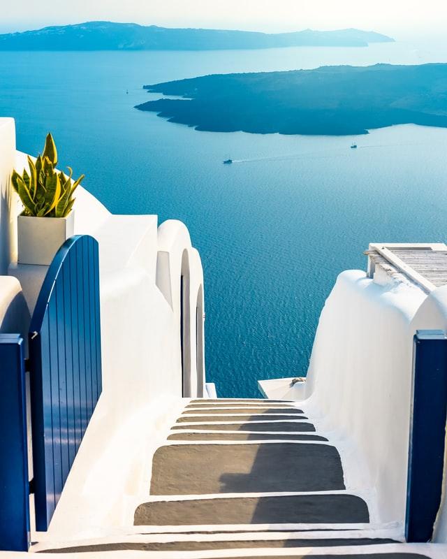 Бархатный сезон в Греции