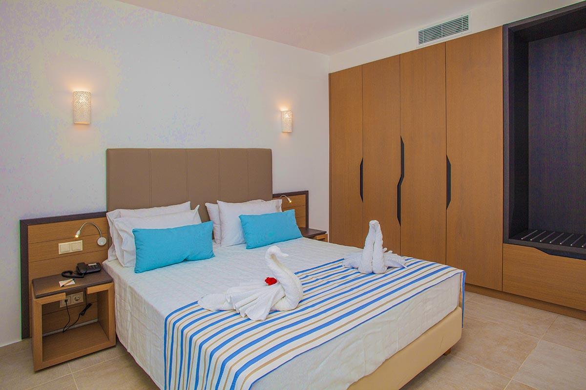 отзывы и фото отеля минос на крите