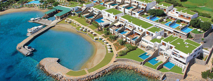 Elounda Peninsula All Suite Hotel 5* de Luxe