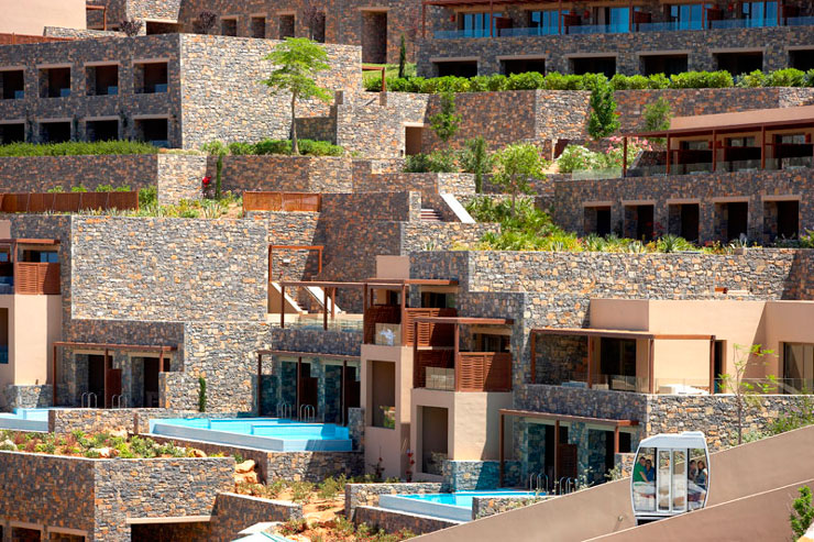 Daios Cove Luxury Resort & Villas 5* de Luxe